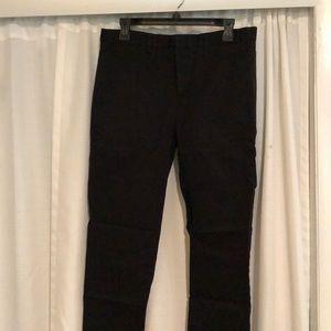 Men's Black Express Dress Pants